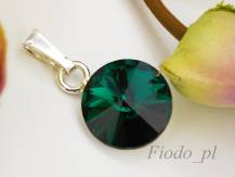 WISIOREK RIVOLI EMERALD 12 MM